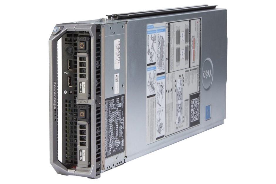 DELL R620 SERVER, 2x E5-2650v2, 768GB, 7.2 TB