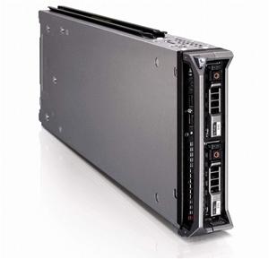 DELL M610 SERVER, 2x X5550, 96GB, 1.8 TB