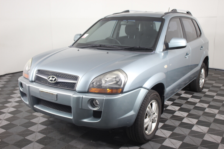 2009 Hyundai Tucson CITY SX Manual Wagon
