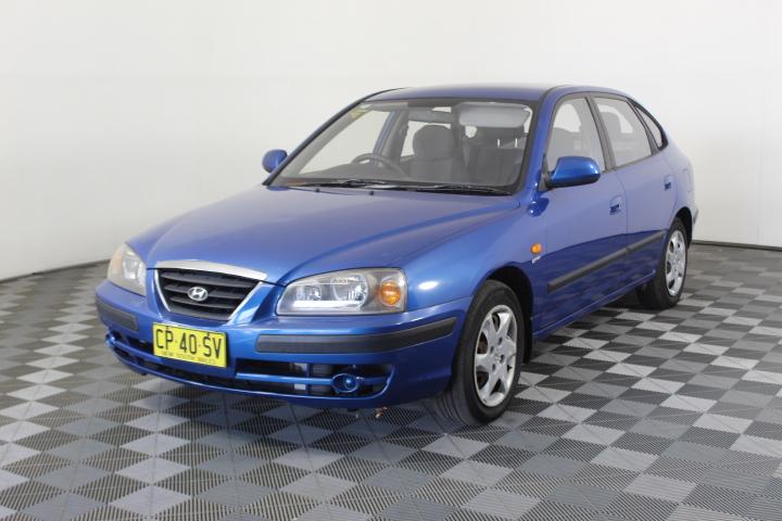 2006 Hyundai Elantra 2.0 HVT XD Automatic Hatchback