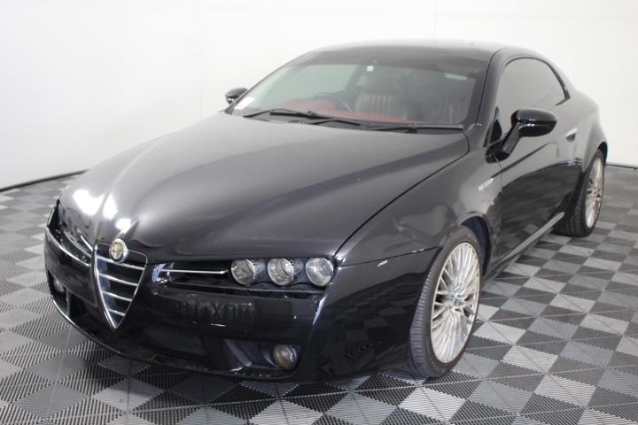 2007 (2008) Alfa Romeo BRERA 2.2 JTS 177 Coupe