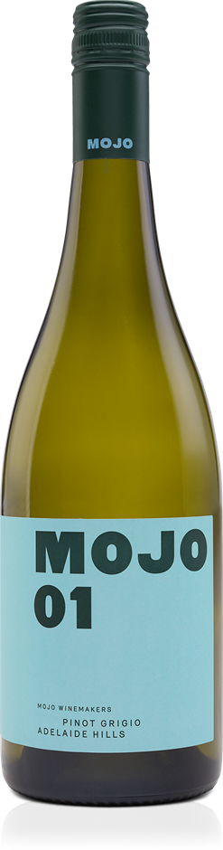 Mojo Full Colour Pinot Grigio 2019 (6 x 750mL) Adelaide Hills, SA