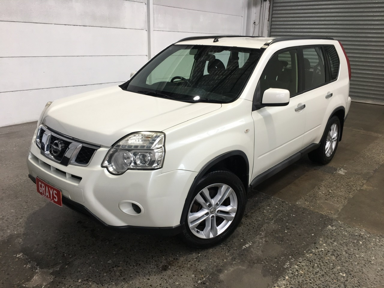 2012 Nissan X-Trail ST (4x4) T31 Manual Wagon