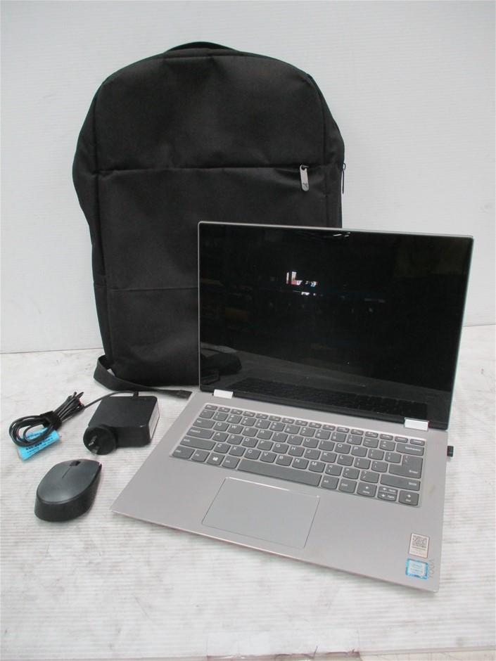 Lenovo 80X8 Notebook (Yoga)