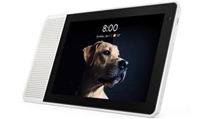 Lenovo 8-inch SMART Display with the Goo