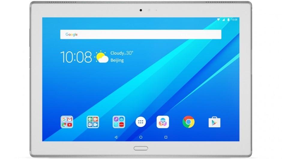 Lenovo Tab 4 10.1-inch Plus Wi-Fi Tablet, White