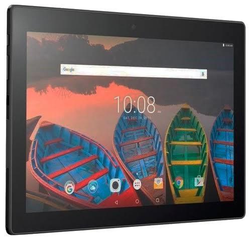 Lenovo Tab TB3-X70F 10.1-inch Tablet, Black
