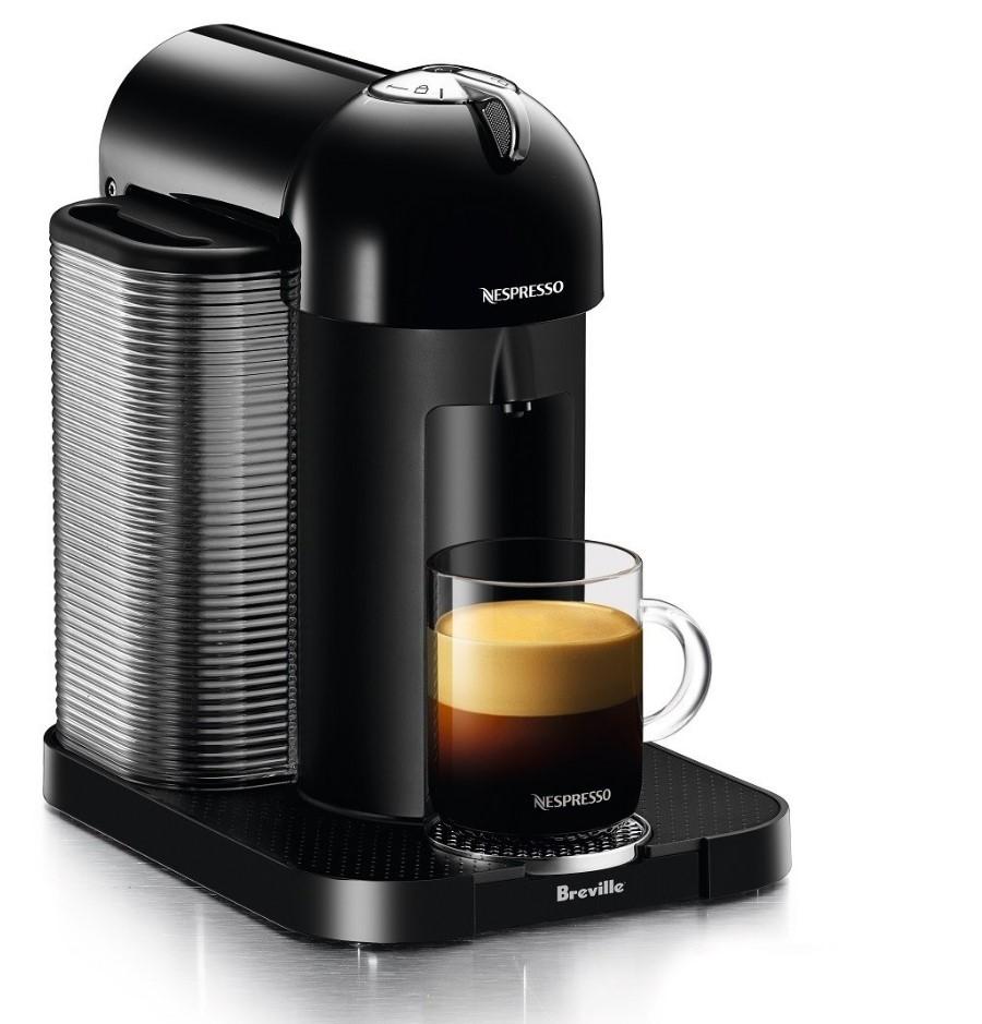 BREVILLE NESPRESSO Vertuo Plus Coffee Machine, Black. (SN:CC41088) (268746-