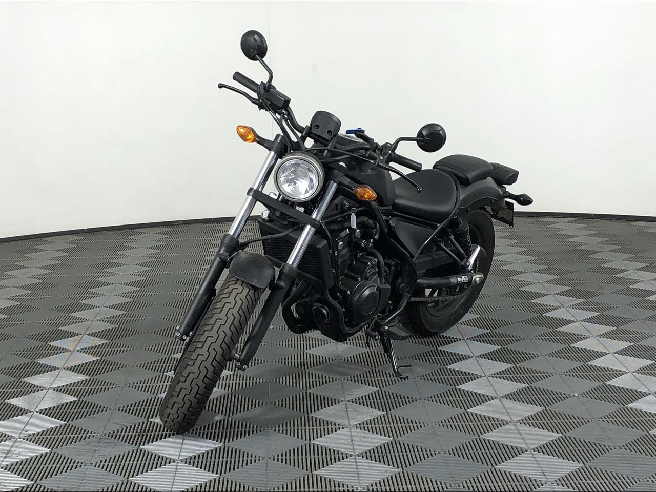Honda Rebel Motorcycle