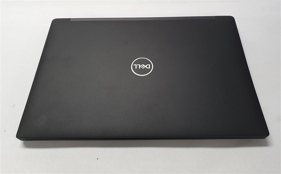 Dell Latitude 7490 14-inch Notebook, Black