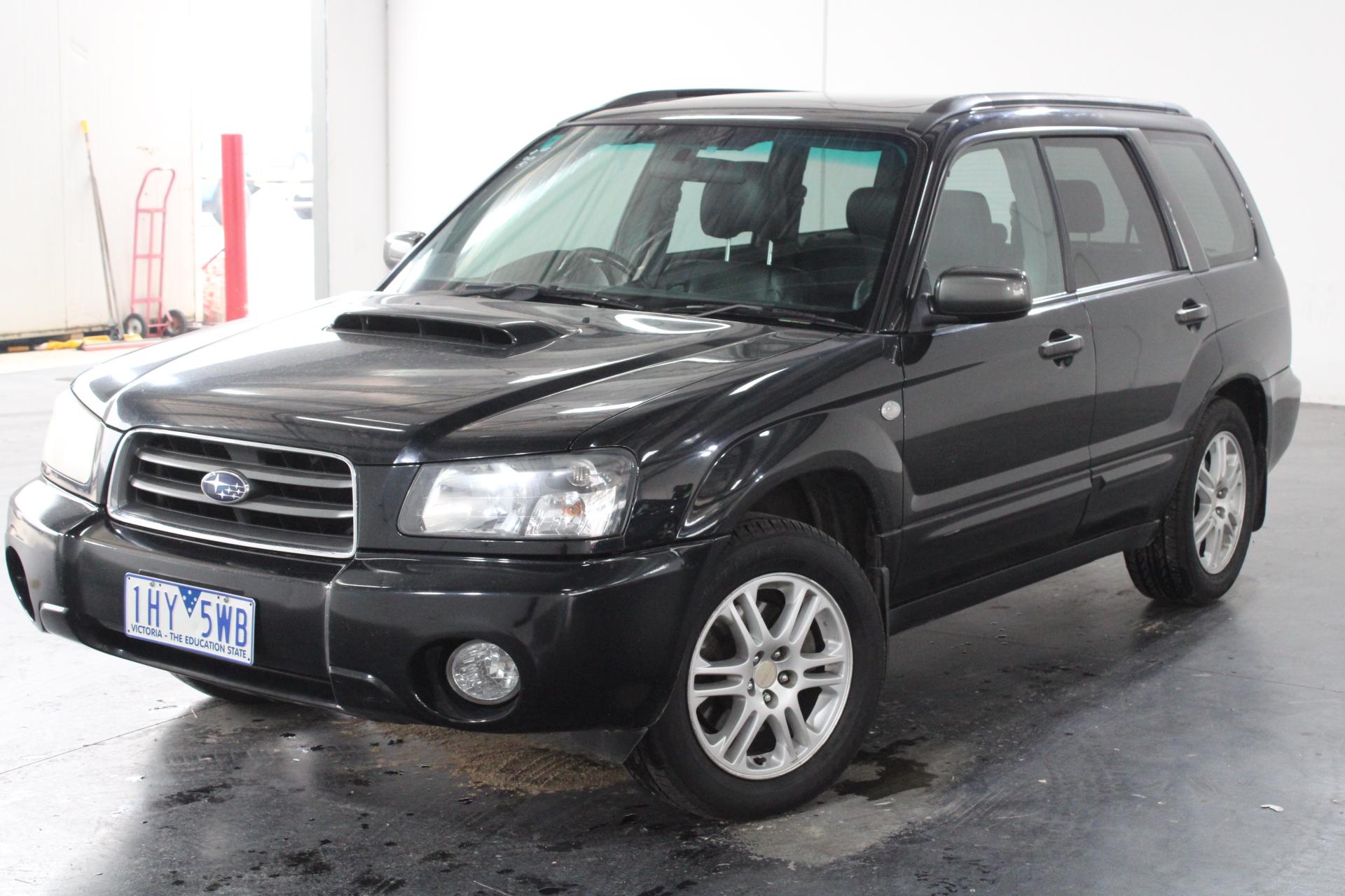 2004 Subaru Forester XT Automatic Wagon