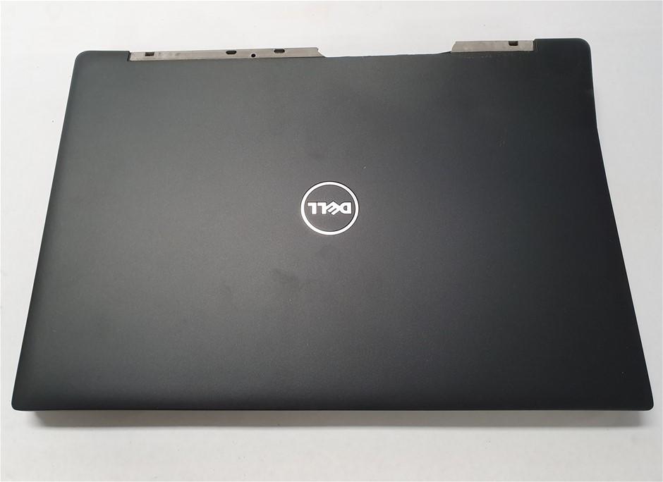 Dell Latitude 7280 12.5-inch Notebook, Black