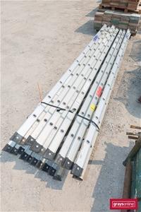 Scaffolding Aluminium Ladders
