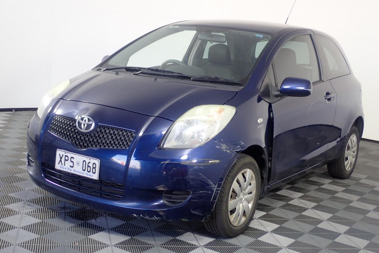 2005 Toyota Yaris YR Automatic Hatchback