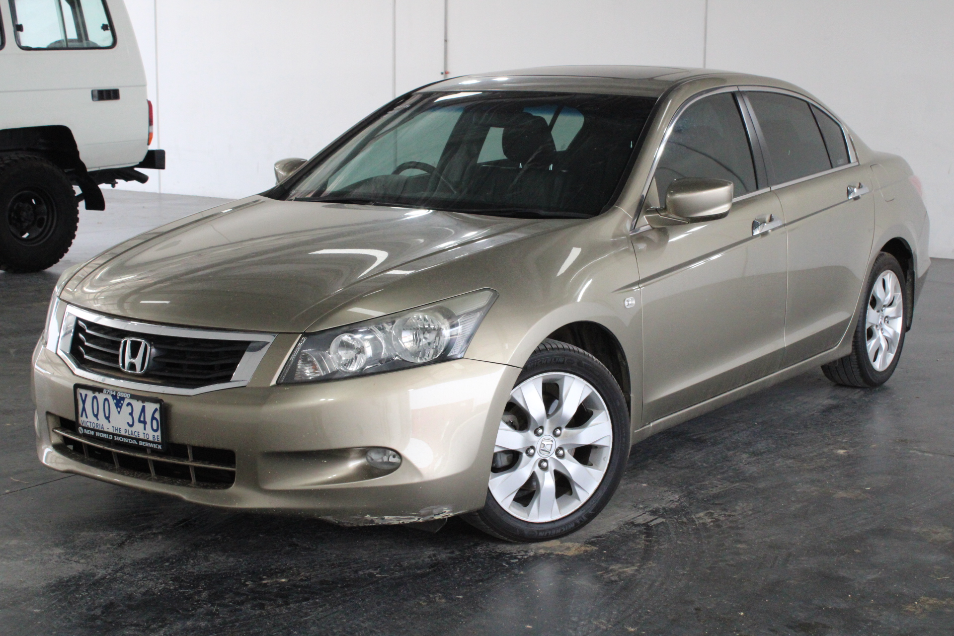 2010 Honda Accord VTi LUXURY 8TH GEN Automatic Sedan