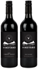 By The Vineyard Mixed Pack Cabernet Merlot & Shiraz 2019 (12x 750mL). SEA.