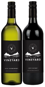 By The Vineyard Mixed Pack Shiraz & Char