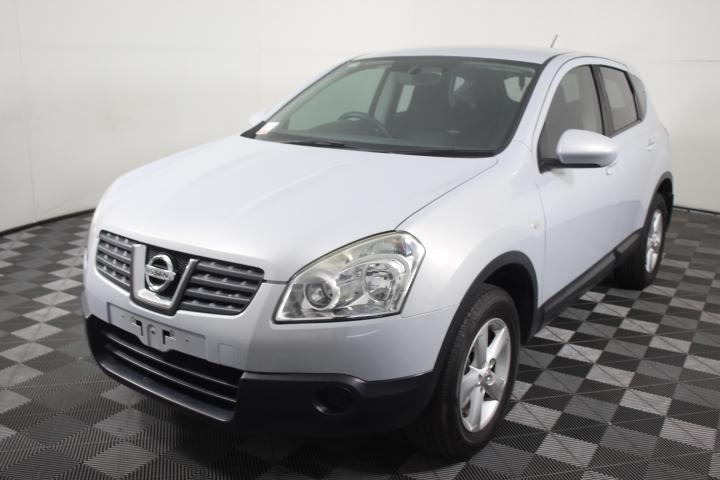 2007 (2008) Nissan Dualis ST AWD Automatic Wagon