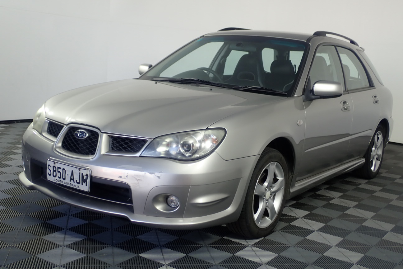 2005 Subaru Impreza 2.0R (AWD) G2 Manual Hatchback