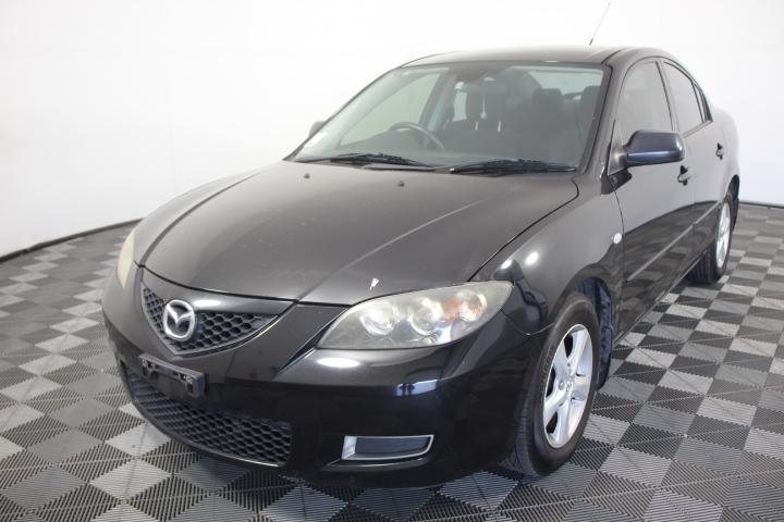 2008 Mazda 3 Neo Sport BK Sedan