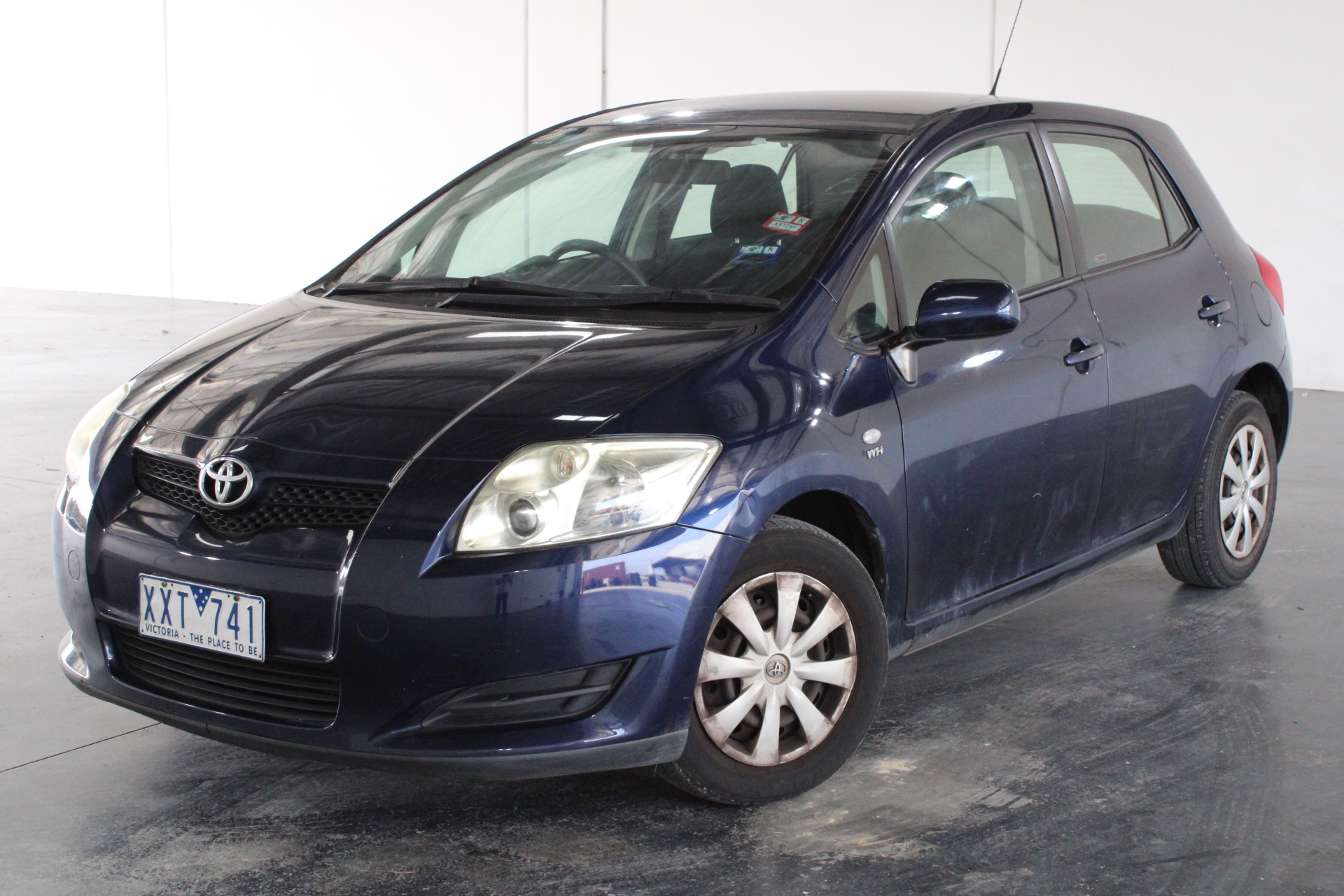 2008 Toyota Corolla Ascent ZRE152R Automatic Hatchback