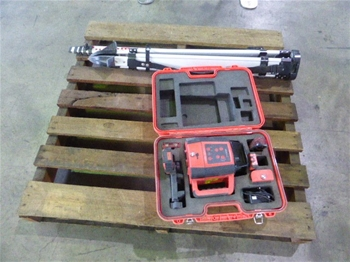 Extreme A3MK11 Rotary Laser Level Kit
