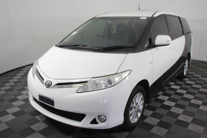 2014 Toyota Tarago 8 Seater Auto People Mover