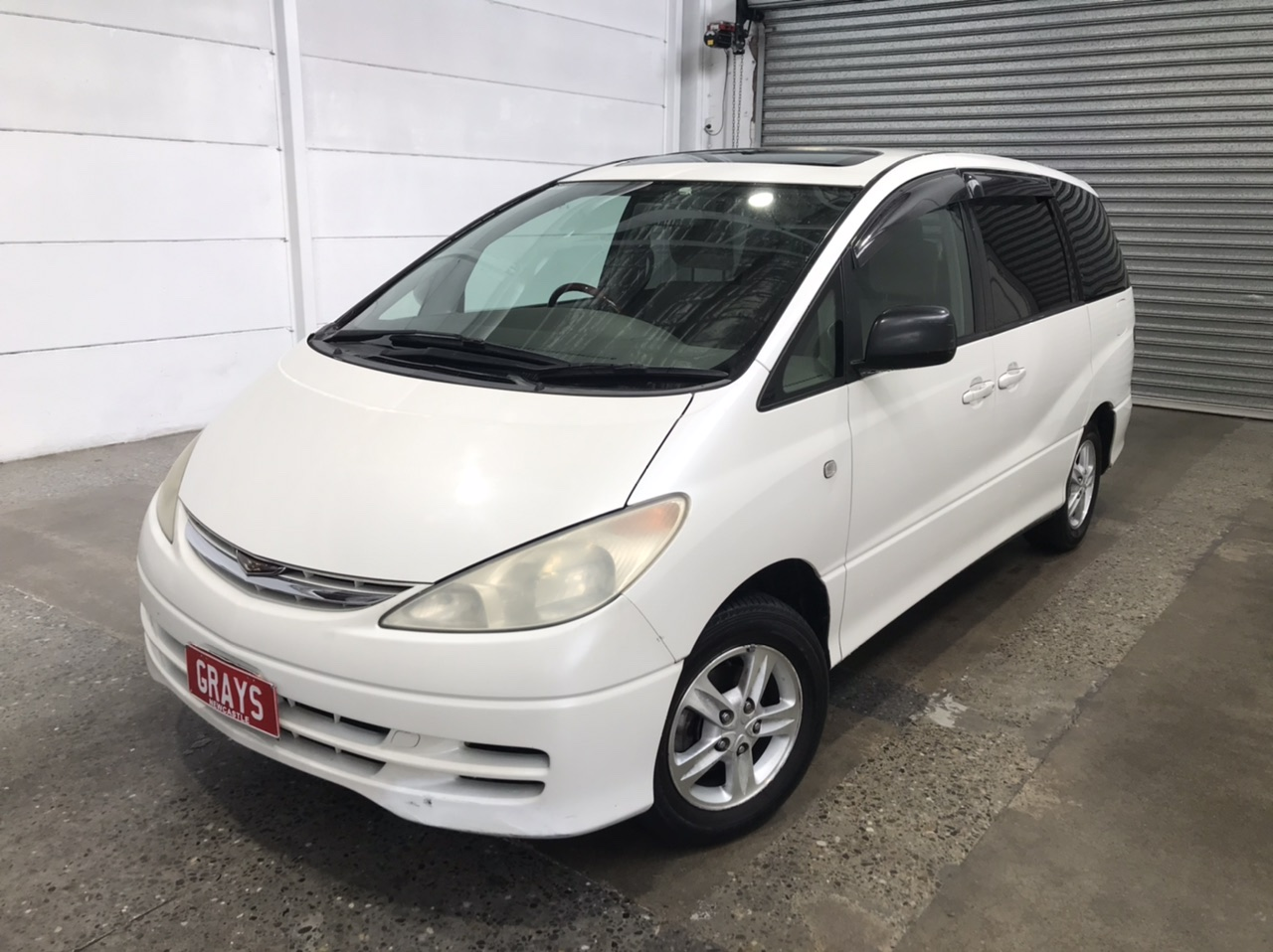 2000 Toyota Estima Automatic 8 Seats Wagon