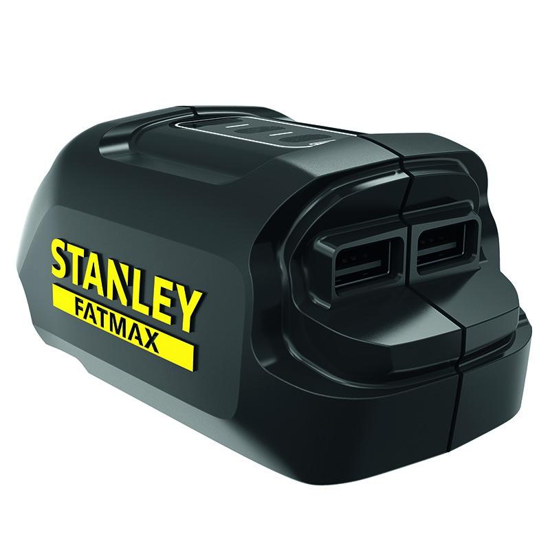 STANLEY 18V Fatmax USB Charger (SN:FMC698B-XE) (268489-133)