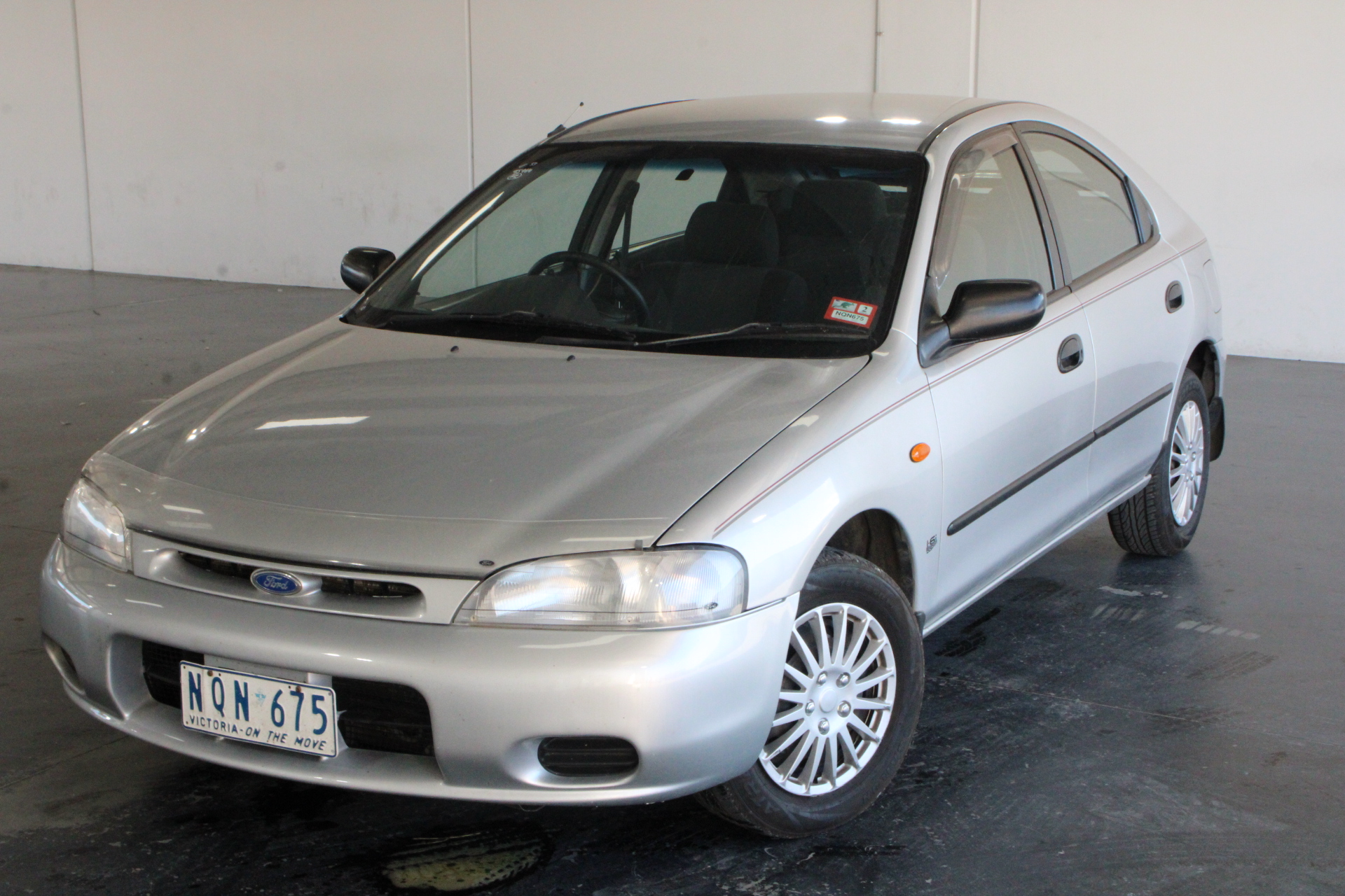 1996 Ford Laser LXi LIATA KJ Automatic Hatchback