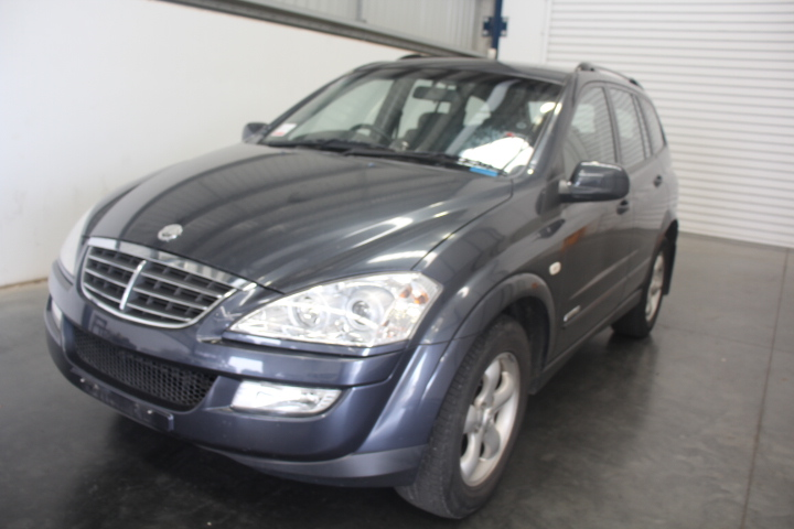 2008 (2009) Ssangyong Kyron Turbo Diesel Automatic Wagon 116,194km