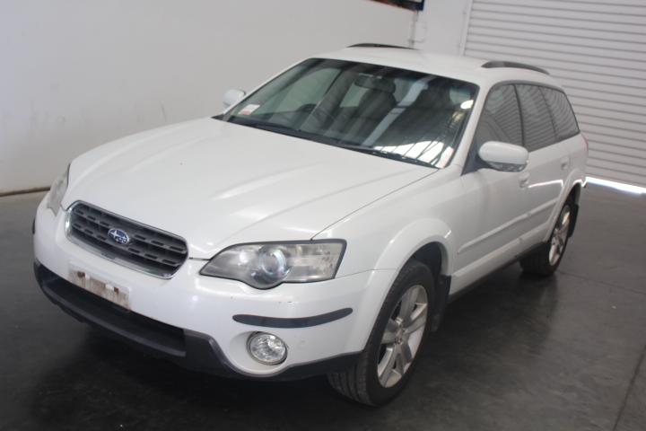 2004 Subaru Outback 3.0R Automatic Wagon
