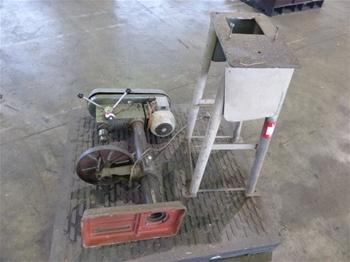 Royco GC 150 A Pedestal Drill