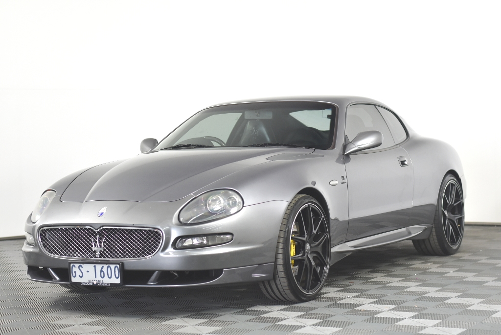 2014 Maserati GranSport Auto Coupe RWC Issued 8/1/20 (WOVR - INSPECTED)