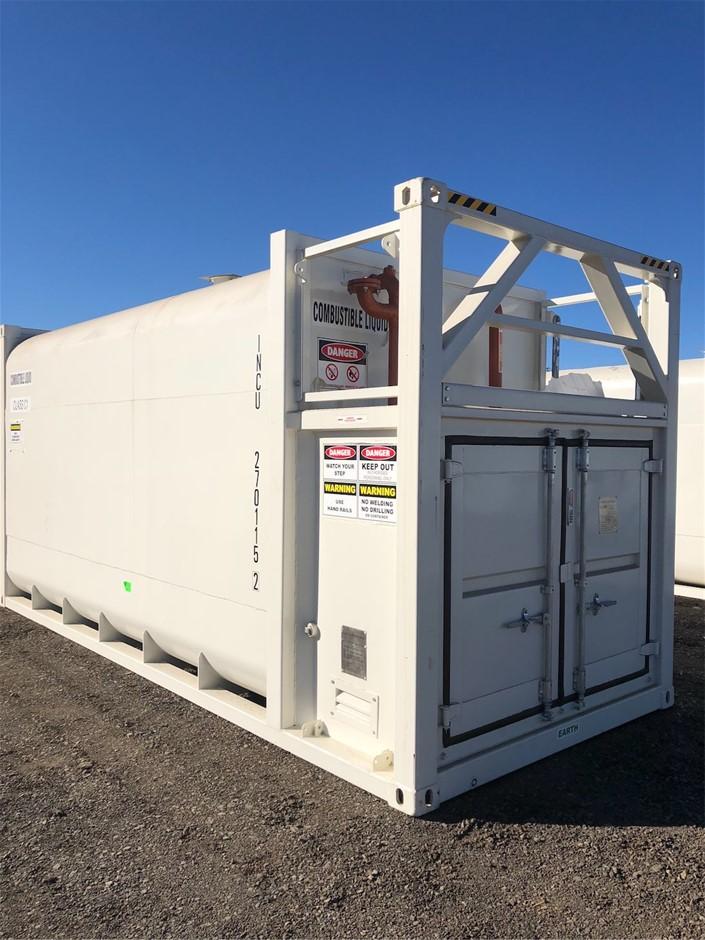 Unused 30000 Litre Bunded Fuel Storage Cell