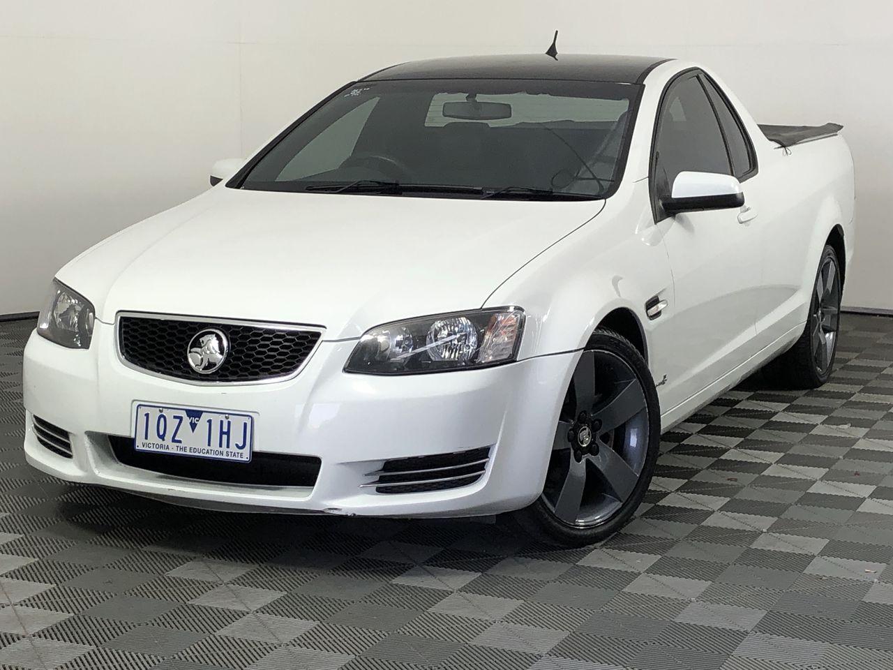 2012 Holden Commodore Omega VE II Automatic Ute