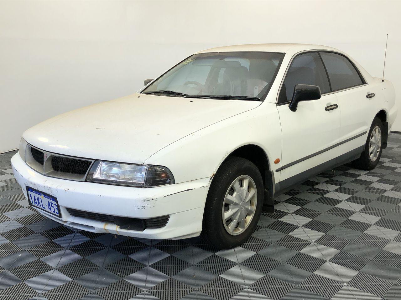 1999 Mitsubishi Magna Executive TH Automatic Sedan