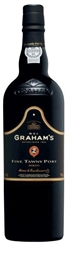 Graham's `Fine Tawny` Port NV (6 x 750mL), Douro, Portugal.