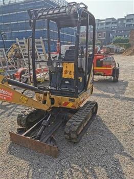 Mini Excavator 1.4T
