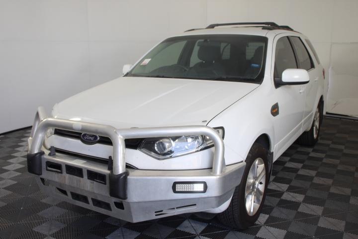 2011 Ford Territory TX (RWD) SZ Turbo Diesel Automatic Wagon