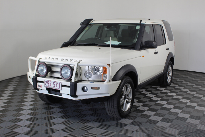 2005 Land Rover Discovery 3 SE Series III Automatic 7 Seats Wagon