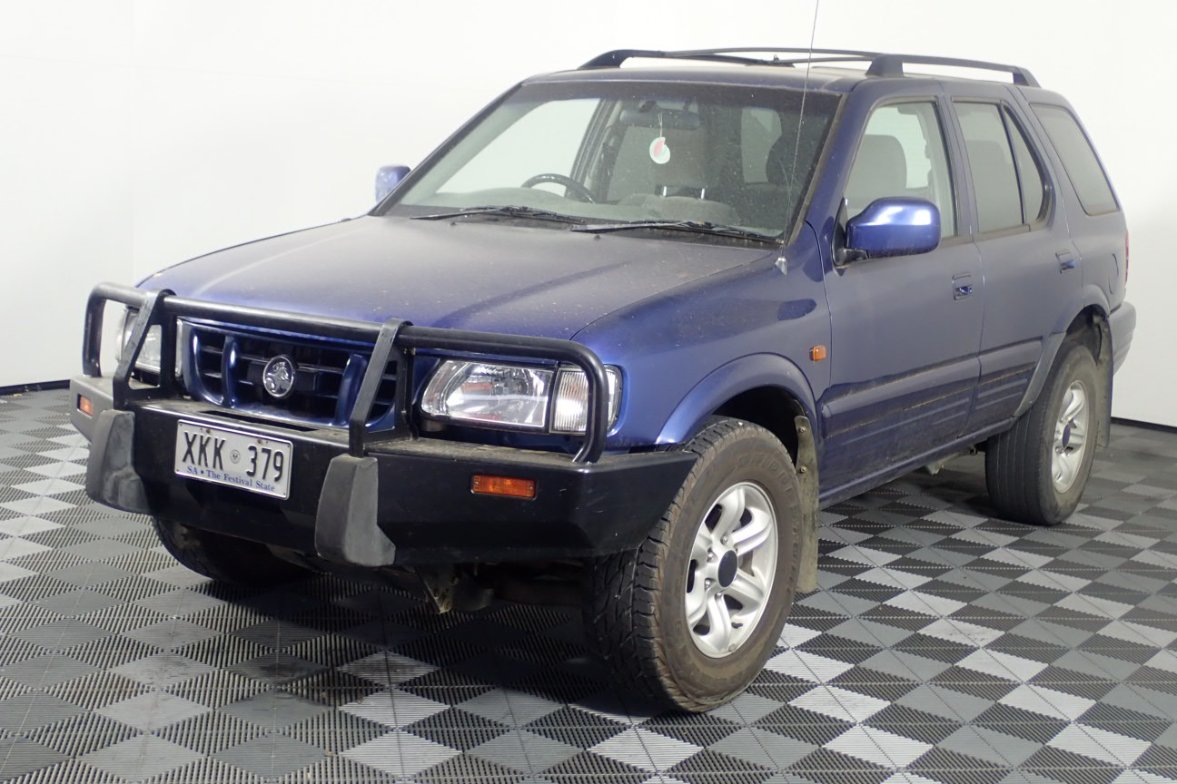 2002 Holden Frontera SE (4x4) Automatic Wagon