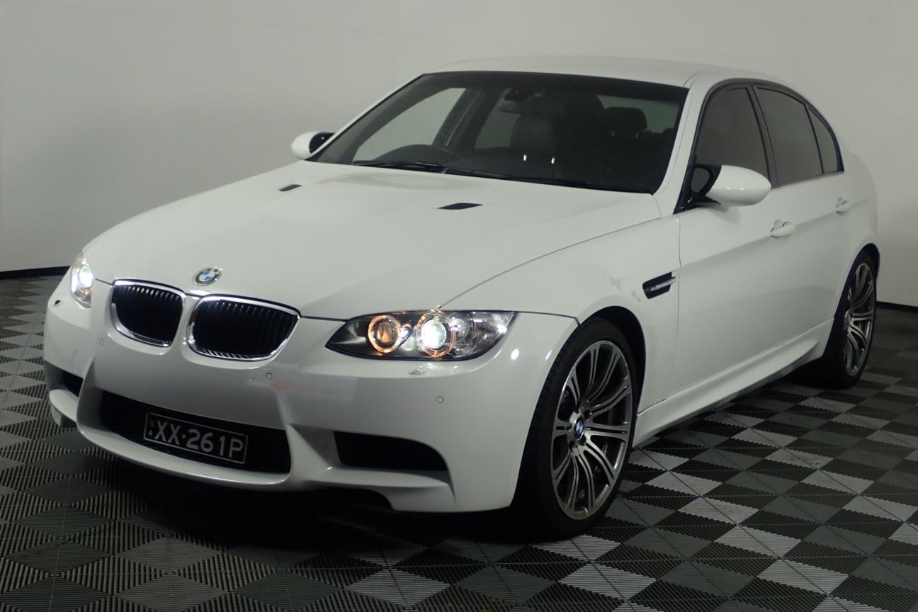 2011 BMW M3 E90 Maunal Sedan