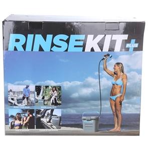 RINSE KIT plus Pressurised Portable Show