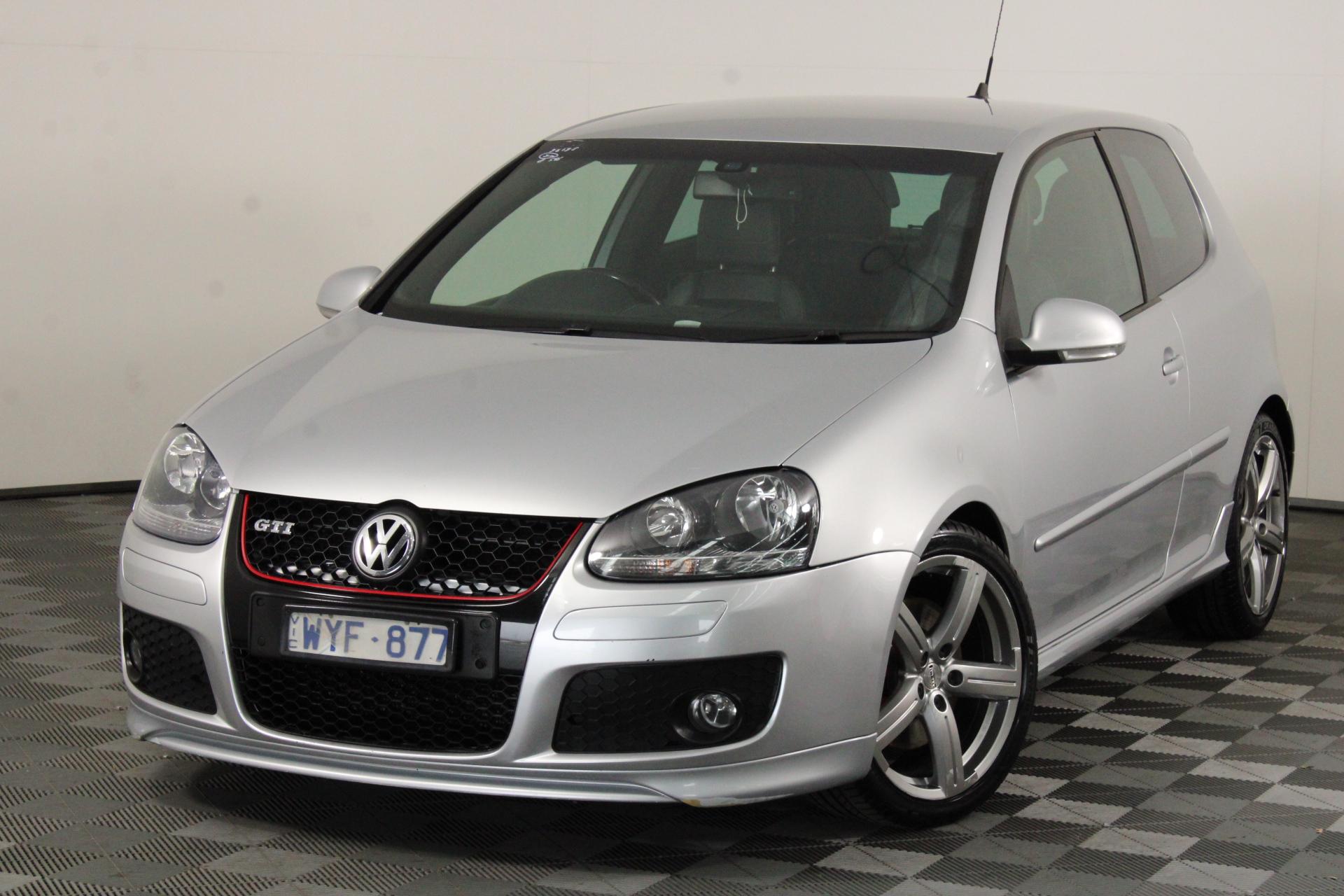 2008 Volkswagen Golf GTI PIRELLI 1k Automatic Hatchback