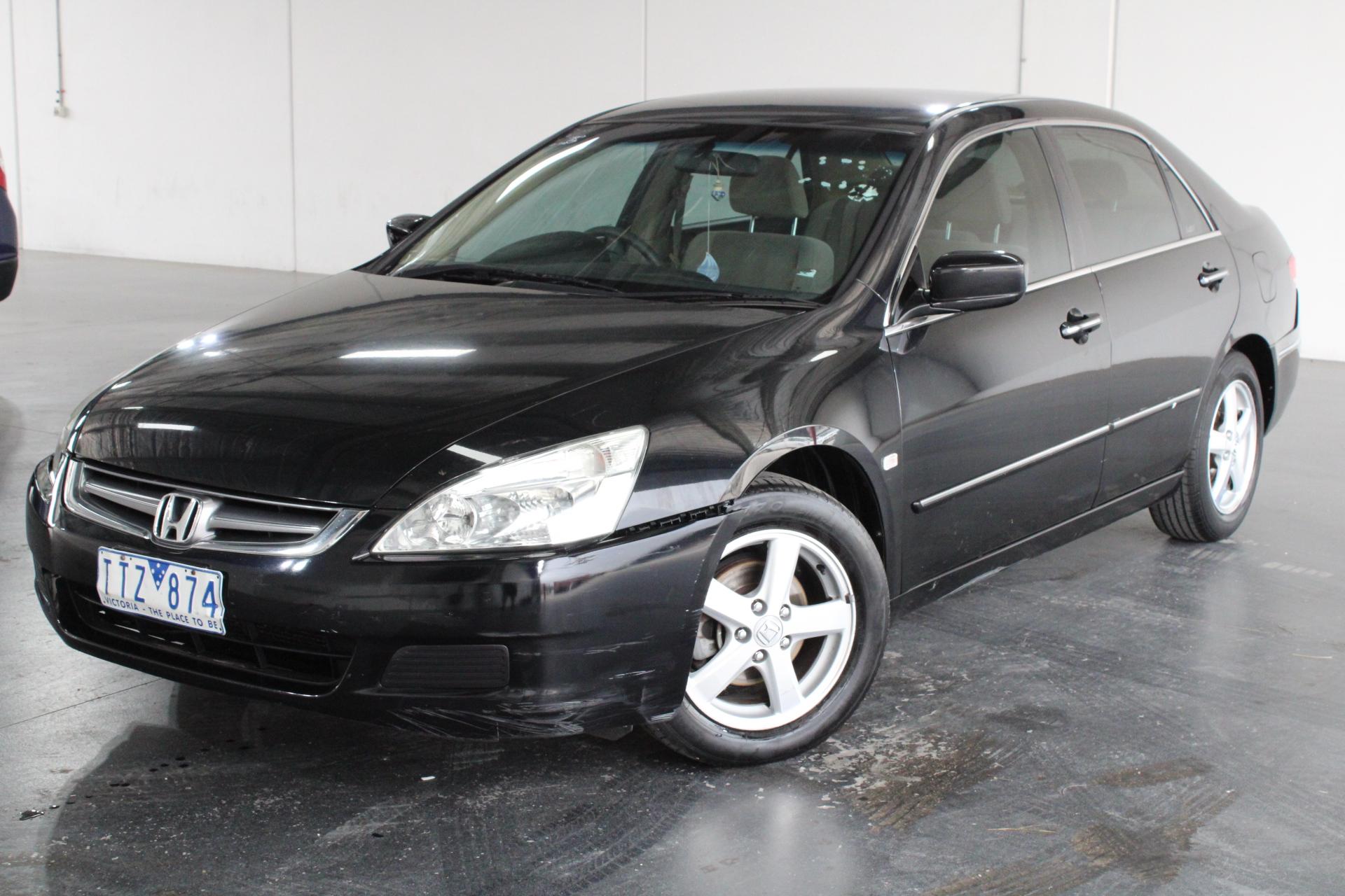 2005 Honda Accord VTI 7th Gen Automatic Sedan