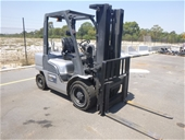 Forklift and Multi Vendor Industrial Warehouse Sale - WA