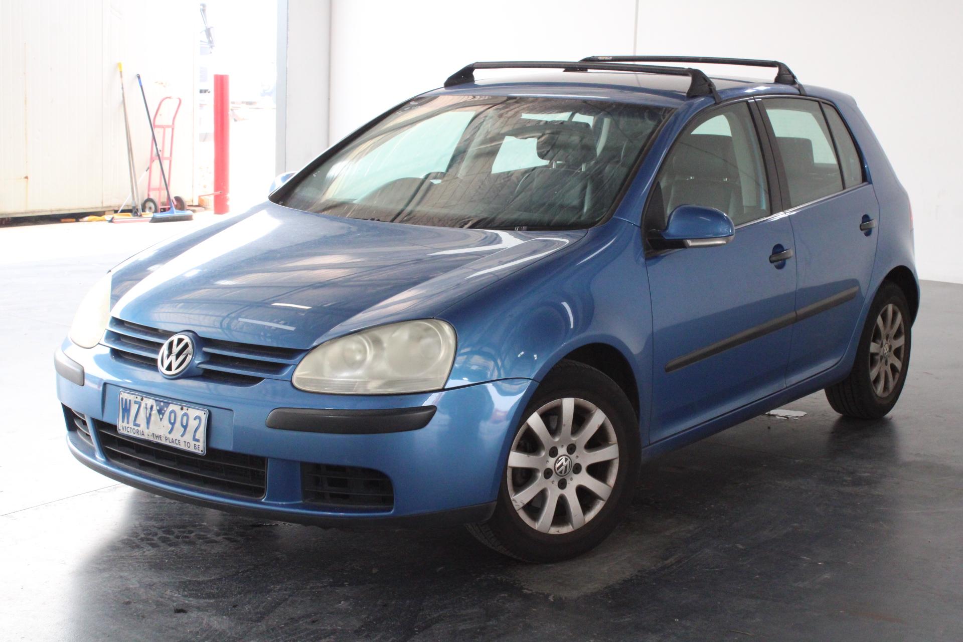 2005 Volkswagen Golf 2.0 TDI Comfortline 1k T/Diesel Automatic Hatchback