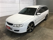 2004 Holden Commodore Acclaim VZ Automatic Wagon