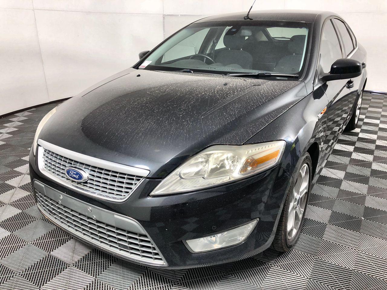 2010 Ford Mondeo Zetec MB Turbo Diesel Automatic Hatchback